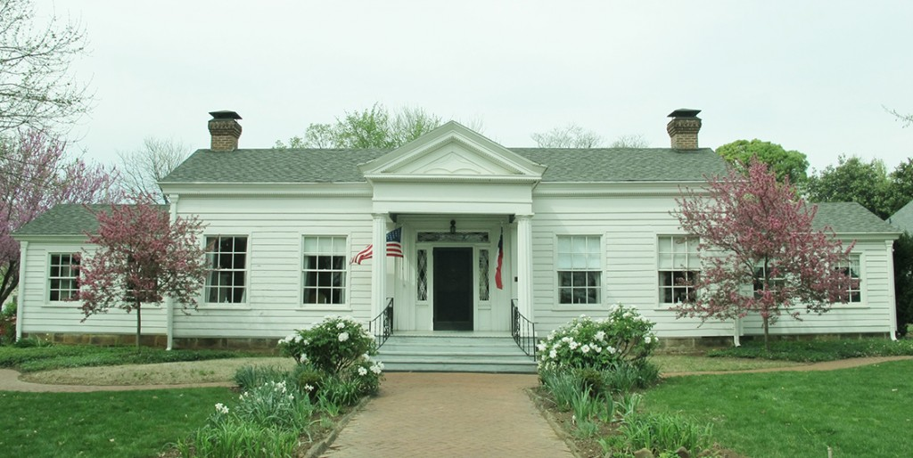 Headquarters House, Fayetteville, Arkansas
