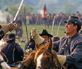 Battle of Pea Ridge Reenactment